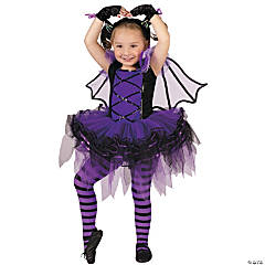 Batarina Toddler Girl's Costume