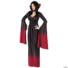 Blood Vampiress Adult Women's Costume