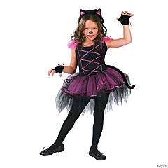 Catarina Girl's Costume