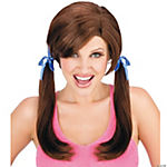 Cheap Date Brown Wig
