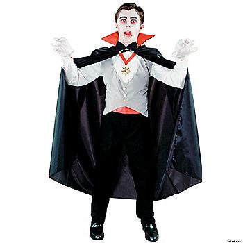 Classic Vampire Boys Halloween Costume