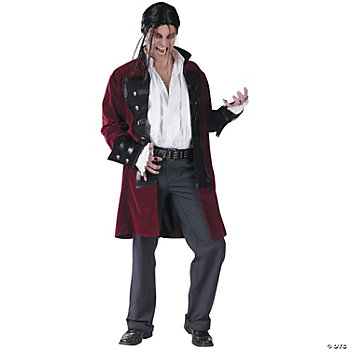 Count Blood Standard Adult Costume