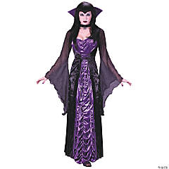 Countess Of Darkness Adult Women's Costume