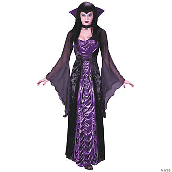 Countess Of Dark Adult Women's Costume