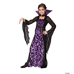 Countess Of Darkness Small Adult Women's Costume