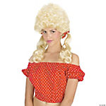 Country Girl Wig Blonde
