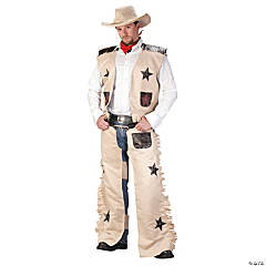 Cowboy Adult Men's Costume