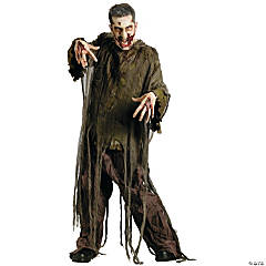 Dark Zombie Adult Men's Costume