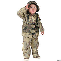 Delta Force Authentic Boy's Costume