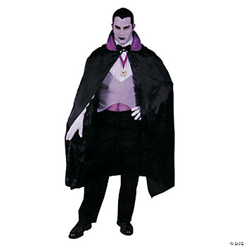 Deluxe Vampire Purple Adult Men's Costume