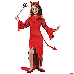 Devilish Devil Child's Costume