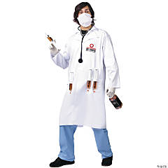Dr. Shots Male Adult Men's Costume