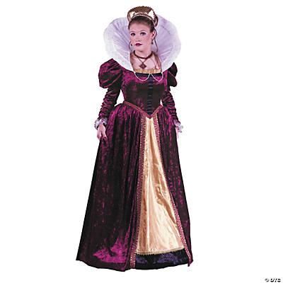 Elizabethan Queen Adult Women's Costume