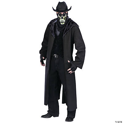 Evil Outlaw Adult Men's Costume