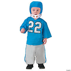 Football Player Toddler Boy's Costume