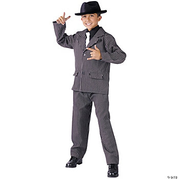 boy for gangster costume teen