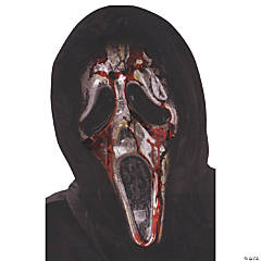 Ghost Face Bleeding Zombie Mask