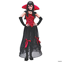 Goth Bloodstone Vampire Costume for Women