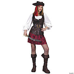 High Seas Lady Buccaneer Adult Women's Costume