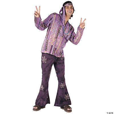 Hippie Haight Male Adult Men's Costume