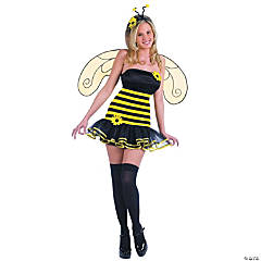 Honey Bee Adult Women's Costume