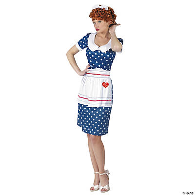 I Love Lucy Sexy Adult Women's Costume