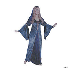 Juliet Velvet Plus Size Adult Women's Costume