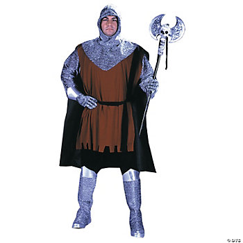 Medieval Knight Standard Adult Men's Costume