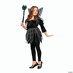 Midnight Fairy Child's Costume