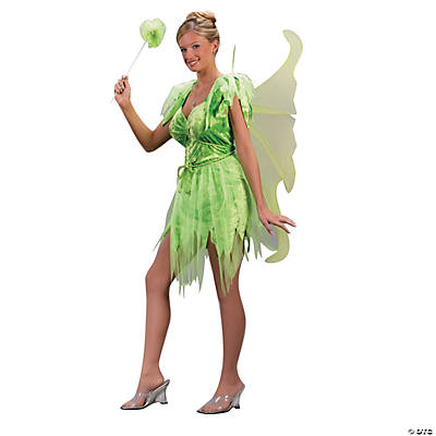 Neverland Fairy Adult Women's Costume