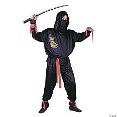 Ninja Adult Men's Costume