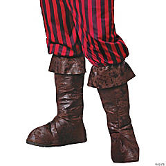 Brown Pirate Boot Tops