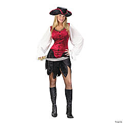 Pirate Lady Sexy Adult Women's Costume
