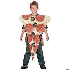 Pizza Slice Child's Costume