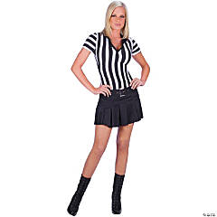 Play Ball Referee Adult Women's Costume