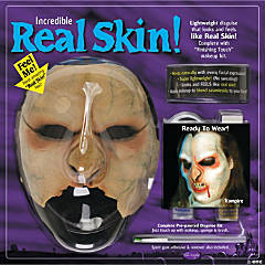 Real Skin Vampire Special Effects Makeup Kit