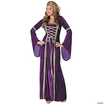 Renaissance Lady Adult Women's Costume