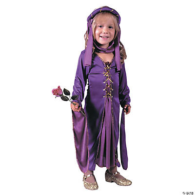 Renaissance Princess Toddler Girl's Costume