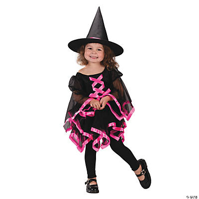 Ribbon Witch Girl's Costume