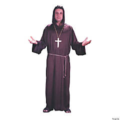 Robe Monks Adult Men's Costume