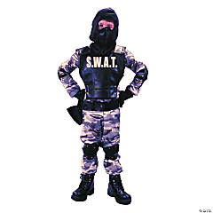 S.W.A.T. Costume for Boys