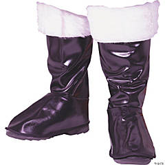 Santa Boot Tops for Adults