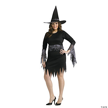 Sexy Witch Adult Women's Costume