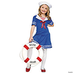 Sea Sweetie Girl's Costume