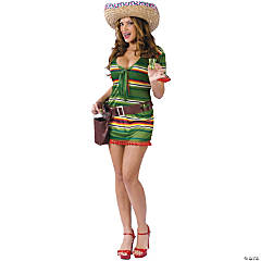 Sassy Shooter Adult Women's Costume