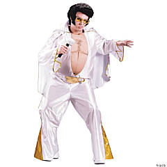 Shake Rattle & Roll Adult Men's Costume