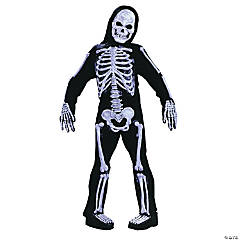Skelebones Boy's Skeleton Costume