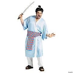 Saturday Night Live Samurai Futaba Standard Adult Men's Costume