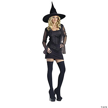 Sparkle Witch Adult Women's Costume