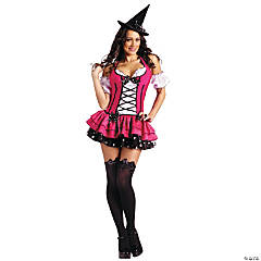 Sugar N Spice Witch Adult Women's Costume